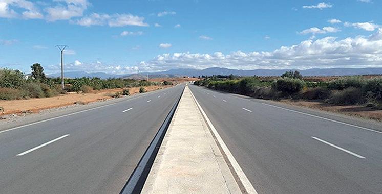 Voie express Taza-Al Hoceima : La circulation sera coupée sur la route nationale N°2 à partir de lundi prochain