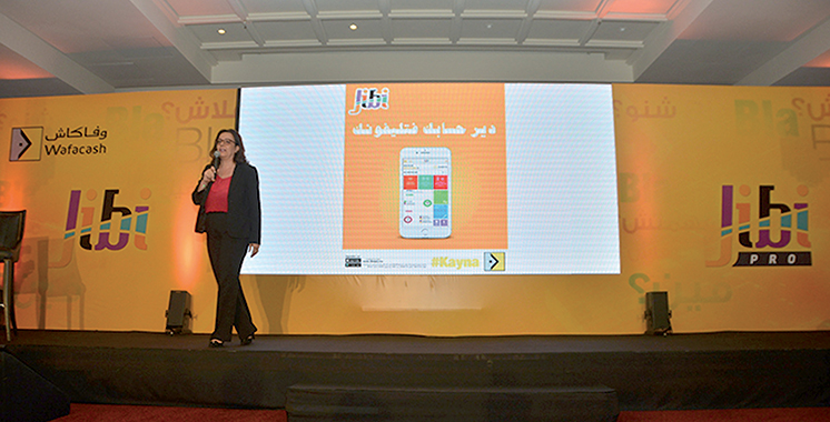 Paiement mobile : Wafacash lance Jibi