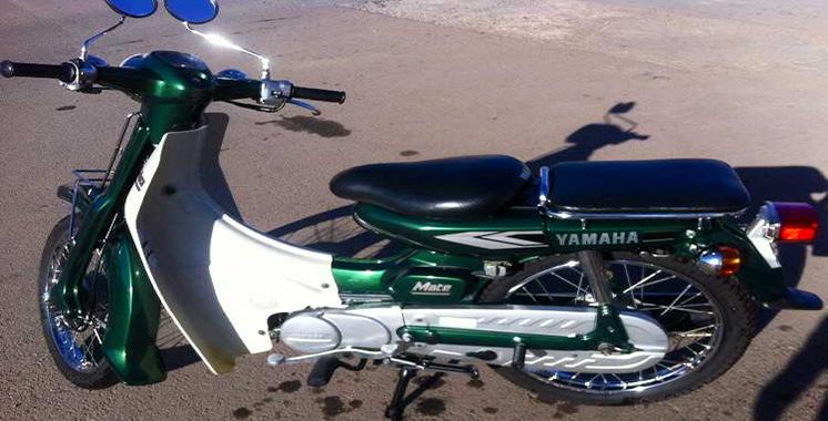 Benguerir : Arrestation d'une bande spécialisée dans le vol des motos