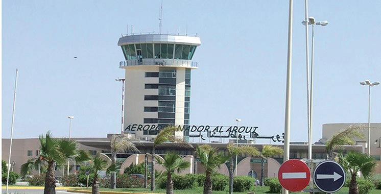 Aéroport Nador-Al Aroui: Le trafic des passagers en hausse de plusde 15% en juin dernier