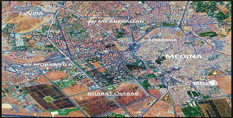 Mobilité urbaine : Plusieurs villes dans le viseur de l'Intérieur