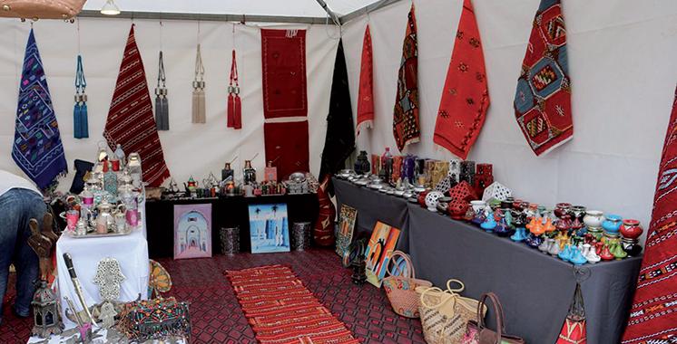 La Foire régionale d'artisanat du 20 juillet au 20 août à Ifrane
