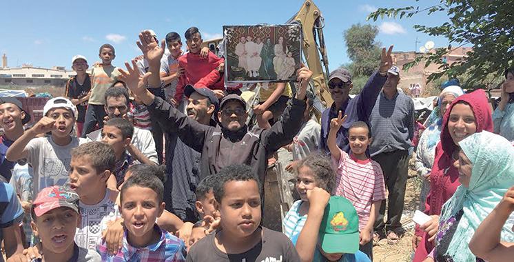 Casablanca :  Près de 400 ménages bénéficient d'une opération de relogement  à Hay El Hassani