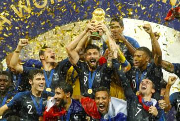 Finale de la Coupe du monde : La France au firmament