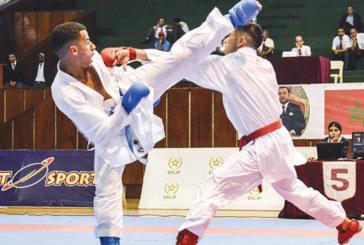 Coupe du Trône de karaté : Victoire à Guelmim des Ligues «Meknès Atlas»  et «Salé Bouregreg»