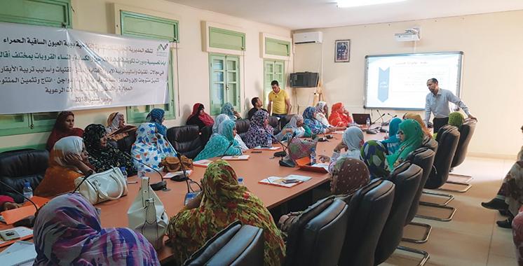 ONCA : Une formation au profit des coopératives agricoles de Laâyoune