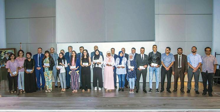 La Fondation Tanger-Med récompense les bacheliers méritants