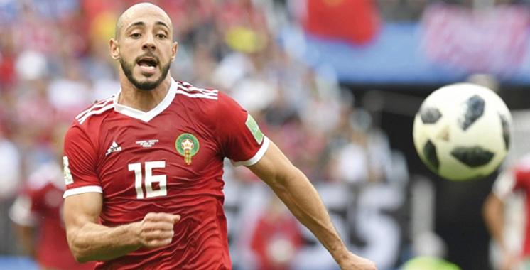 Mondial 2018: Amrabat dans le Onze type du premier tour