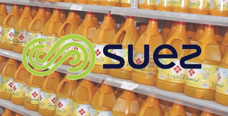 Nouvel accord de partenariat entre Suez et Lesieur Cristal