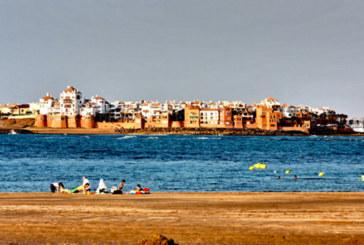 La plage de Bouznika hisse le Pavillon bleu pour la 12ème année consécutive