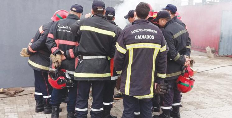 Corruption et trafic d'influence : De la prison ferme pour des anciens pompiers
