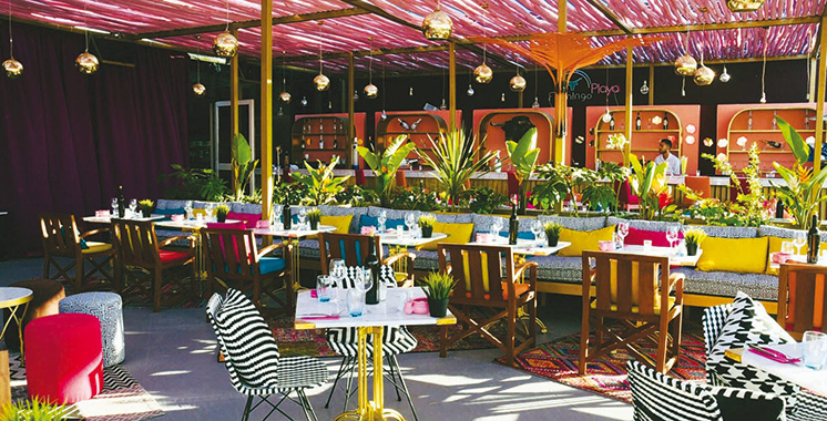 Flamingo Beach : Un nouveau restaurant à la saveur de l'été