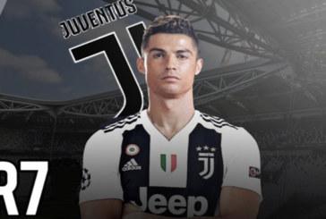 Cristiano Ronaldo quitte le Real pour la Juve