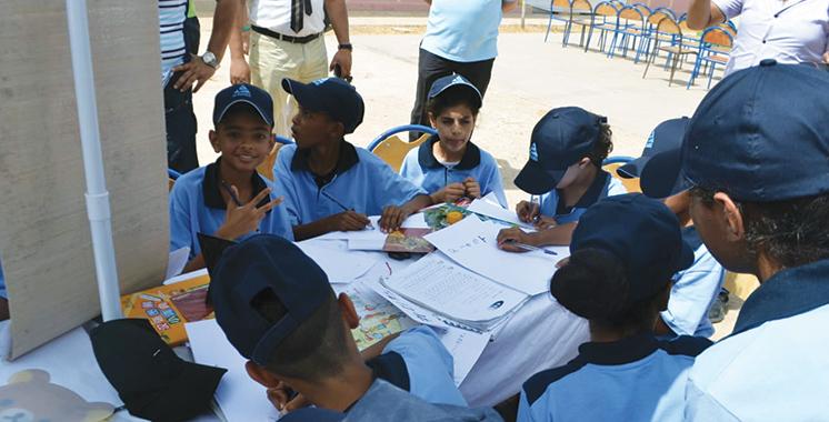 Al Omrane : Des colonies de vacances  au profit de 1.200 enfants des bidonvilles