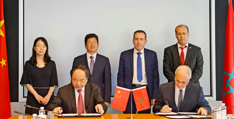 E-commerce et transfert d'argent: Barid Al-Maghrib et China Post Group s'y mettent