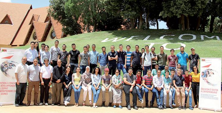 Attijariwafa bank soutient les étudiants  des classes préparatoires scientifiques