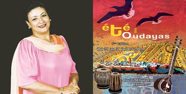 «Été des Oudayas» : Jalila Mégri ouvre le bal