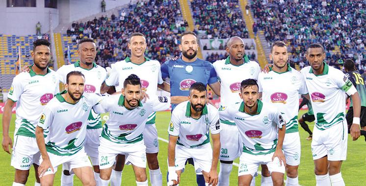 Coupe de la CAF : Le Raja à la recherche de sa première victoire