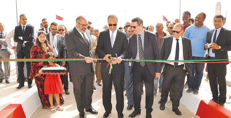 Autoroutes : ADM ouvre à la circulation le nouvel échangeur Mohammedia Centre