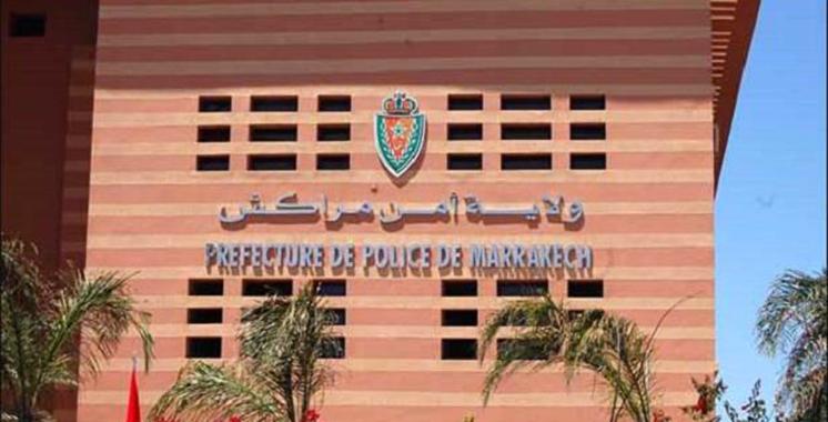 Marrakech : Interpellation de 1.710 personnes recherchées pour différents délits durant le mois de septembre