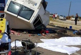 Accident de la circulation au sud de l'Italie : Deux Marocains  parmi les victimes