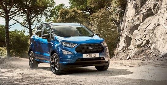 Ford EcoSport : Le nouveau SUV intelligent et fort du constructeur américain