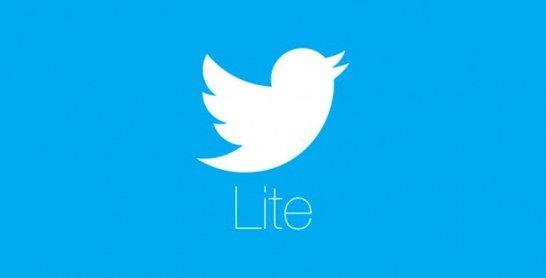 Twitter lite téléchargeable au Maroc