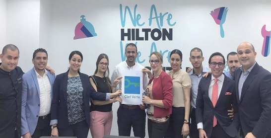 Hilton Tanger City Center Hotel & Residences labellisé Clef verte