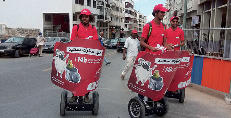 Aïd Al Adha : 216.000 sacs hermétiques seront distribués par Derichebourg Maroc