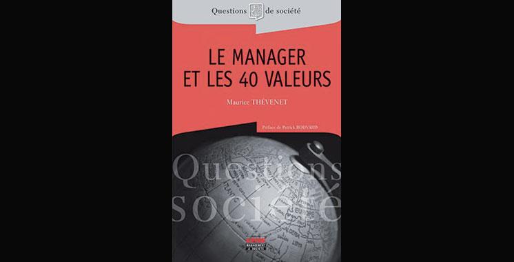 Le manager et les 40 valeurs, de Maurice Thévenet