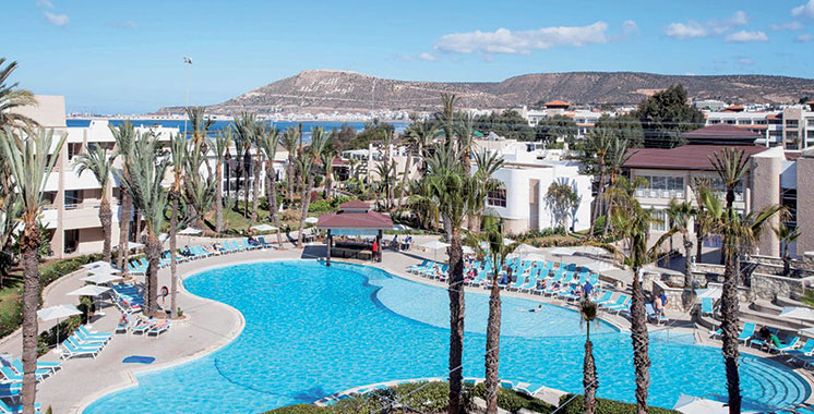 Plus de 600.000 touristes à Agadir durant  les sept premiers mois de 2018