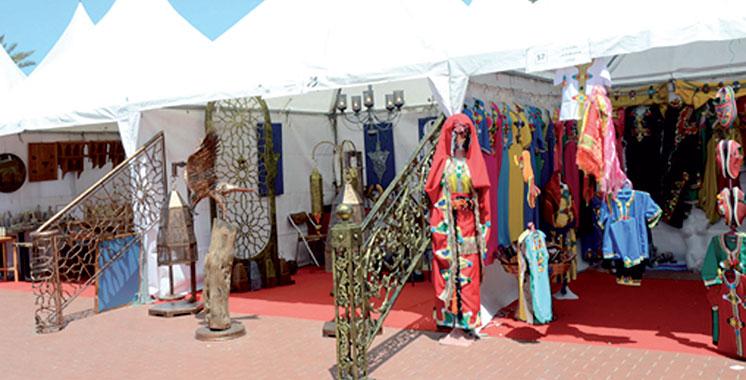 La 6ème Foire régionale de l'artisanat du 4 au 12 août à Taroudant