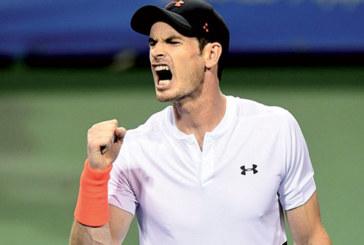 Classement ATP : Murray revient de loin,  Nadal toujours en tête
