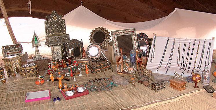 Dakhla : Bientôt des circuits touristiques spécifiques pour l'artisanat
