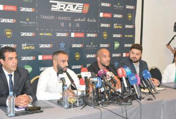 Combats d'arts martiaux mixtes « Brave 14 » : Tanger accueille le premier combat en Afrique