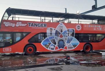 Tanger se dote de deux bus touristiques découverts