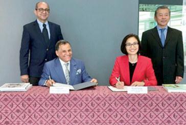 La FNM et le Conseil national du  patrimoine de Singapour s'allient