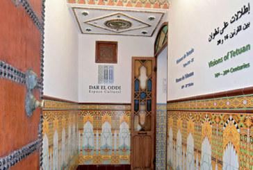 Ouverture de Dar El Oddi : Un lieu d'exposition permanente pour découvrir le patrimoine architectural de Tétouan