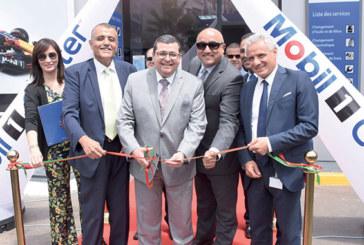 Entretien automobile : Un Mobil 1 Center dans 2 stations OiLibya