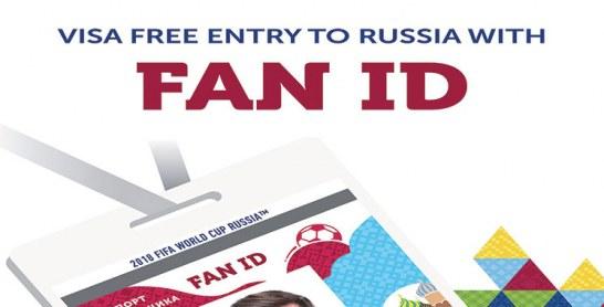 Russie : Les FAN ID acceptés encore comme visa jusqu'au 31 décembre