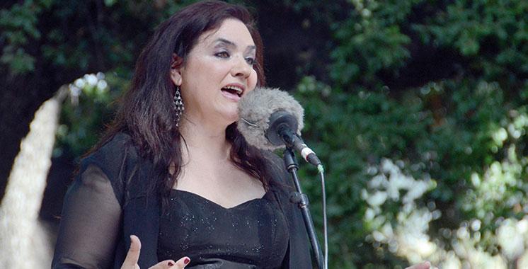 11ème Festival de Fès de la culture soufie : Françoise Atlan et les femmes  de Chefchaouen ouvrent le bal