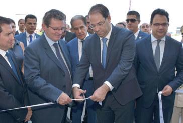 Groupe PSA et Stafim lancent la production du Peugeot Pick Up en Tunisie