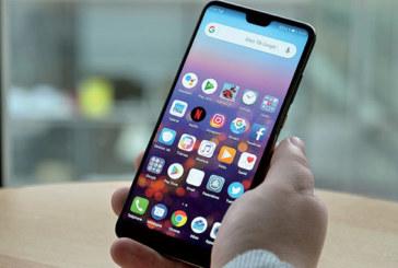 Le Huawei P20 Pro,  meilleur smartphone de l'année