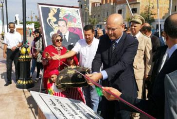 La nouvelle «Place de la tolérance» inaugurée à Larache