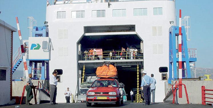 MRE: opération spéciale de transport des passagers en provenance des ports autorisés