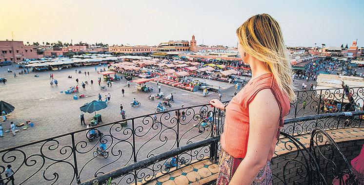 La destination Maroc séduit 5,1 millions de touristes au premier semestre