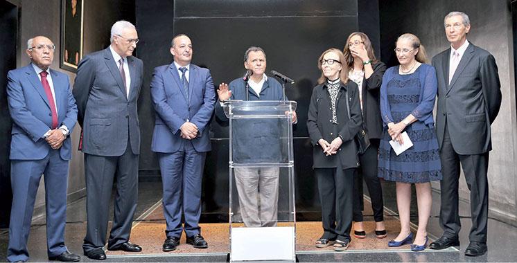 Fondation nationale des musées : Hommage posthume à la professeure Joudia Hassar-Benslimane