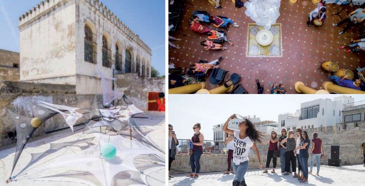 «Parcours artistique Tanger» : Pour revisiter le patrimoine architectural