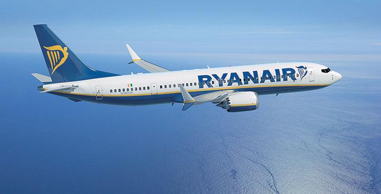 Nouvelle ligne Marrakech-Édimbourg  de Ryanair