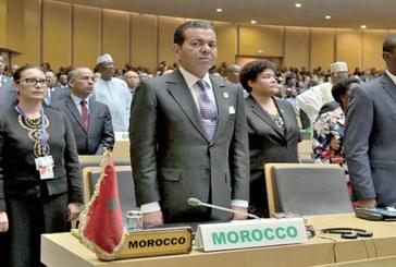 SM Mohammed VI porte-voix de la jeunesse africaine